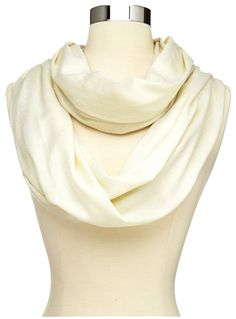 Basic Solid Infinity Scarf   Charlotte Russe