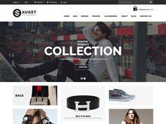 Sauget - Multipurpose WooCommerce Theme by DevItems LLC