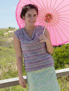 NobleKnits.com - Classic Elite Bella Lino Nixie Tee Knitting Pattern PDF, $6.95 (http://www.nobleknits.com/classic-elite-bella-lino-nixie-tee-knitting-pattern-pdf/)