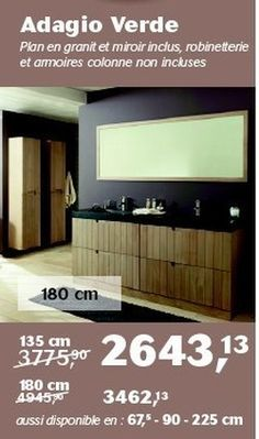 1000 images about badkamer on pinterest contemporary toilets shutter blinds and red tiles - Credenza voor keuken ...