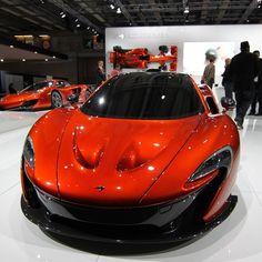 Hot New McLaren P1