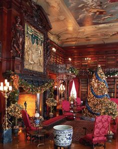 Christmas at Biltmore runs from Nov. 2, 2013, to Jan. 12, 2014