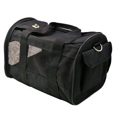 HIPPIH Pet Carrier for Dogs and Cats Comfort Airline Approved Travel Tote Soft Sided Bag -- New and awesome product awaits you, Read it now  (This is an amazon affiliate link. I may earn commission from it)