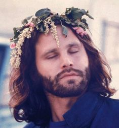 Jim Morrison -- Poet / Singer Songwriter in THE DOORS.  Died at 27 years old, like Jimi, Janice, Jim, Kurt, -- fame hurts.                                                                                                                                                                                 More