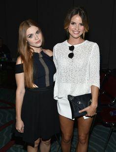 Bella and Tessa