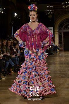 We Love Flamenco 2016. Santana Diseños: Tropical – CayeCruz