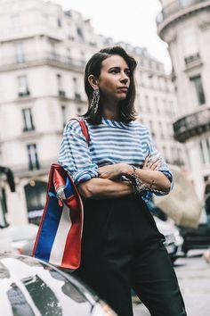 Street Style Alta Costura/ París, julio de 2016 (I)                                                                                                                                                      Más