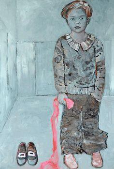 Recent werk Z. Figurative Art, Contemporary Artists, Den, Art Drawings, Faces, Portraits, Paintings, Watercolor, Colour