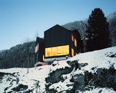 Gallery - House in Les Jeurs / Lacroix Chessex Architectes - 3