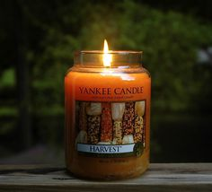 """Harvest"" -Yankee Candle!!"