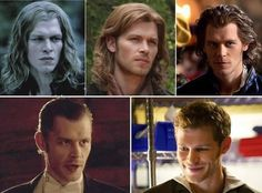 Yeah when I first saw Klaus I thought he was the ugliest thing ever....until he finally looked like the pic on the bottom right. :)