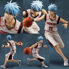 Megahouse Kuroko No Basuke Kuroko's Basket Basketball PVC Figure Tetsuya Kuroko - i need this figure!!!