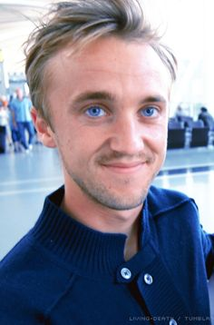 tom felton-Them eyes tho❤
