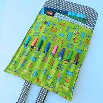 <em>Ready,Set,Go!</em> ~ Little Artist Backpack