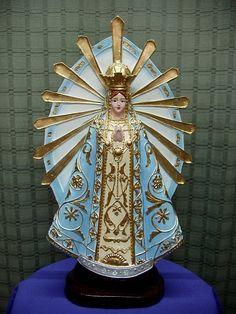 Virgen de Luján,Patrona de la Republica Argentina.