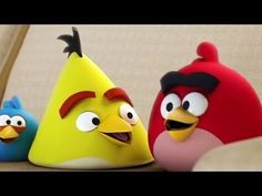 Angry Birds Trilogy Trailer