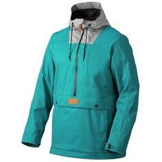 OakleyPioneer Biozone Shell Pullover Jacket - Men's