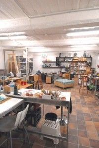 List of Residencies | ResArtis  Vallauris Institute of the Arts- France