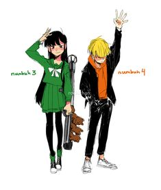 Anime version of number 3 and number 4 Old Cartoon Shows, Anime Vs Cartoon, Cartoon Fan, Cartoon Drawings, Cute Drawings, Old Cartoons, Disney Cartoons, Cartoon Crossovers, Cartoon Characters