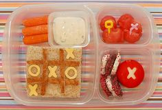 A bento that's nothing but fun & games