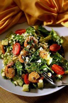 Chaya's chopped salad