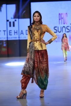 Ittehad Dresses Collection Picture Gallery