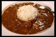 Award Winning Chicken and Andouille Gumbo