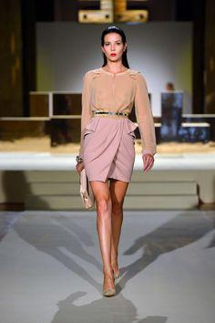 #ElisabettaFranchi #SpringSummer #2014 #FashionShow #MFW #MFW14 #MilanFashionWeek