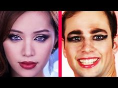 The Try Guys Try Makeup Tutorials - YouTube These guys are so funny