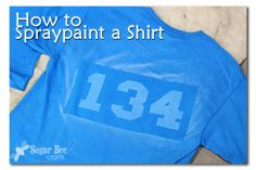 cub scouts, bees, scout idea, sugar bee, cubscout, shirts, bee craft, spraypaint, scout tshirt