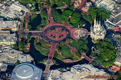 Walt Disney World Aerial Photos