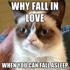 #GrumpyCat #meme Grumpy Cat™ stuff, gifts and meme on www.pinterest.com/erikakaisersot