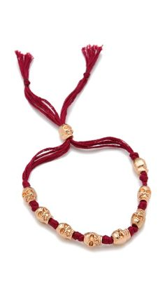 Shashi Skull Couleurs Bracelet