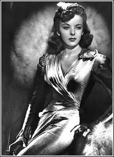 40's glam, is it me or was everything/everyone classier back then?