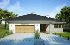 Projekt domu Nela