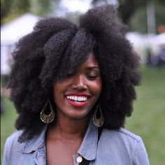 Website devoted to 4c natural hair