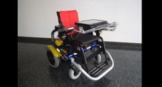 A Smart, Safe Wheelchair for Kids Who Can't Walk
