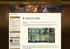 web meigas fóra tienda on-line  selección especial gourmet  www.meigasfora.com