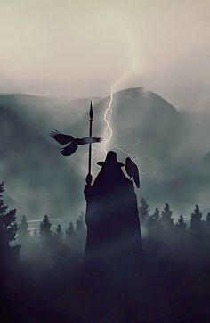 Hermes Mythology, North Mythology, Odin Norse Mythology, Norse Runes, Norse Pagan, Pagan Art, Old Norse, Viking Runes, Viking Life