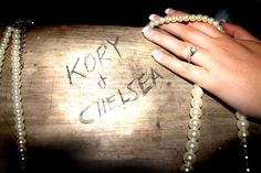 Never !!! LOL I've never seen anyone else spell Kory like that...