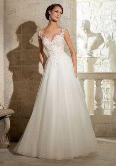 Escolhendo entre modelos de vestidos de noiva - Casamento Noiva  | Modelo-de-Vestido-de-Noiva-Lindo