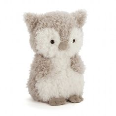 Little Owl Soft Toy