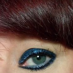 kats colourings: EOTD: All Night Blue...