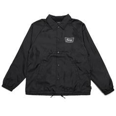 BRIXTON Stith Windbreaker Jacket. #brixton #cloth #