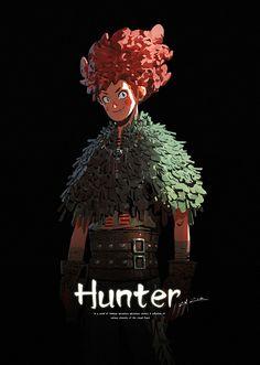 N.L - Hunter by Hao Xin