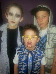 Marilyn Manson, LMAO,  Eminem  Jbroomhall makeup artist & body art