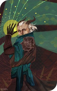DA: Inquisitor Adaar by Vaahlkult.deviantart.com on @DeviantArt