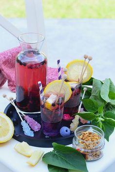 Gyümölcsös jázmintea recept