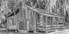Florida Cracker House Photograph  - Florida Cracker House Fine Art Print