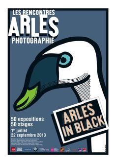 Les rencontres d'Arles 2013 tout de noir et blanc